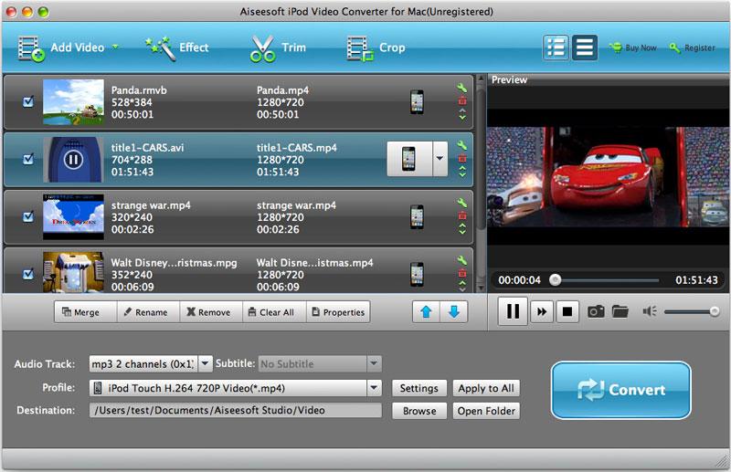 free movie converter for mac